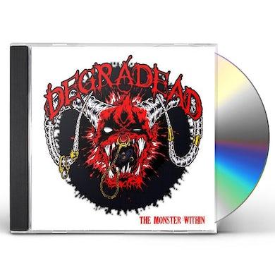 MONSTER WITHIN CD