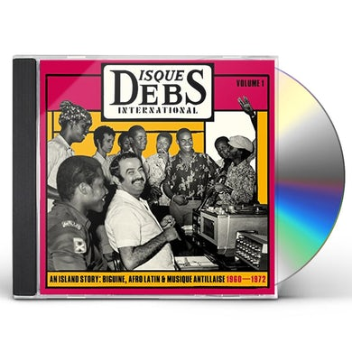 Disques Debs International 1 / Various CD