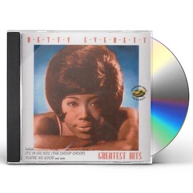 Betty Everett GREATEST HITS CD