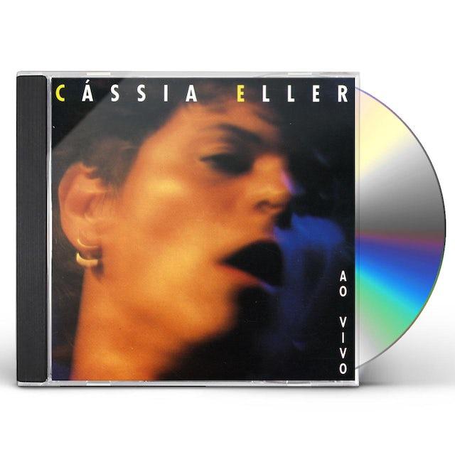 Cassia Eller AO VIVO CD