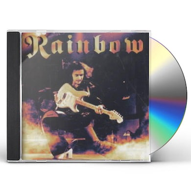 VERY BEST OF RAINBOW CD