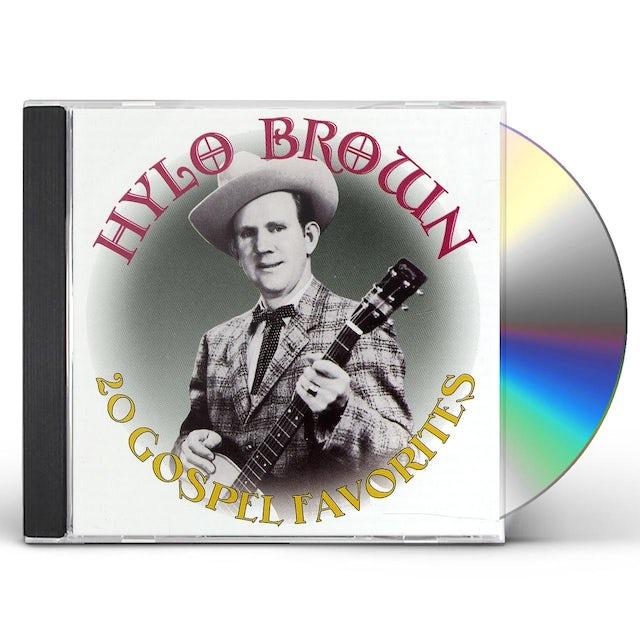 Hylo Brown 20 GOSPEL FAVORITES CD