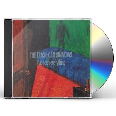 I'VE SEEN EVERYTHING CD
