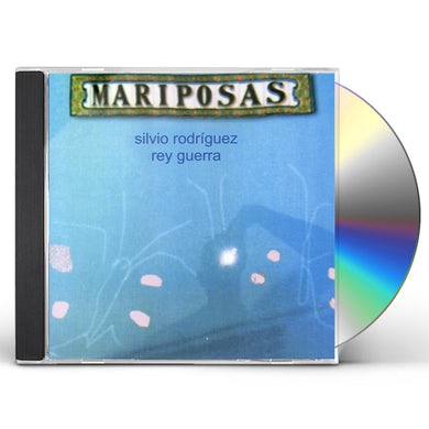 Silvio Rodriguez MARIPOSAS CD