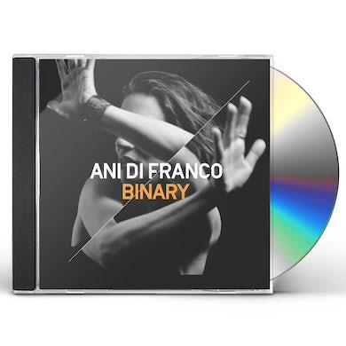 Ani Difranco Binary CD