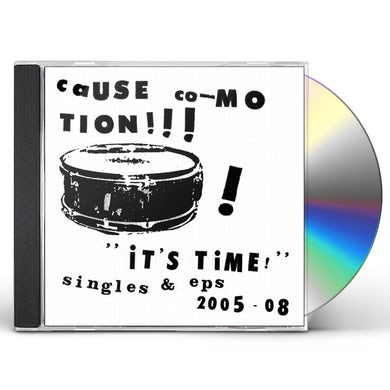 Cause Co-Motion IT'S TIME CD