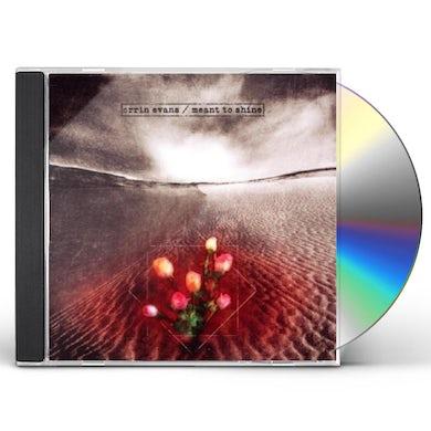 Orrin Evans MEANT TO SHINE CD