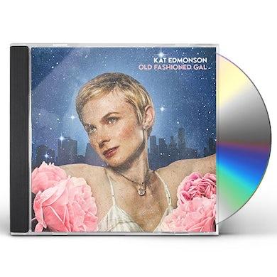 Kat Edmonson OLD FASHIONED GAL CD