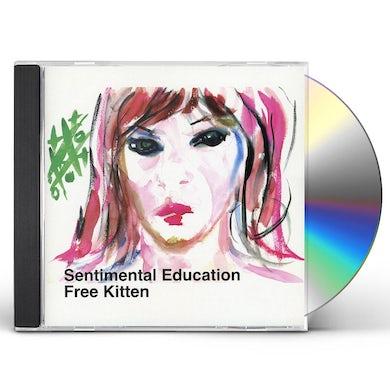 Free Kitten SENTIMENTAL CD
