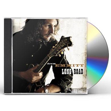 Drew Emmitt LONG ROAD CD