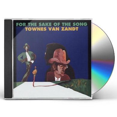 Townes Van Zandt FOR THE SAKE OF SONG CD
