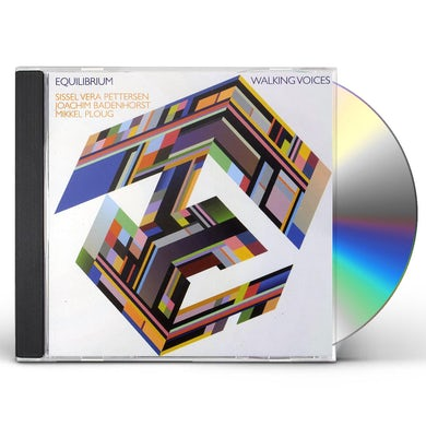 Equilibrium WALKING VOICES CD