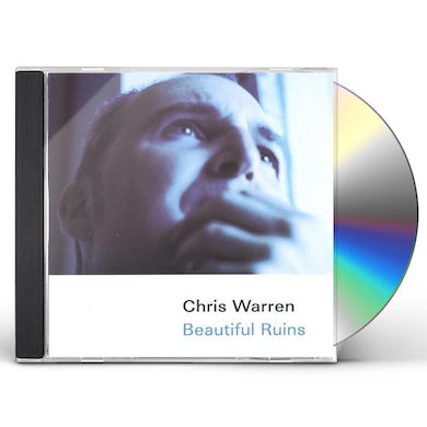 Chris Warren CRAZY WISDOM CD