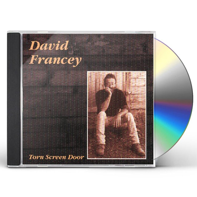 David Francey TORN SCREEN DOOR CD