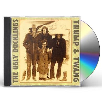 Ugly Ducklings THUMP & TWANG CD