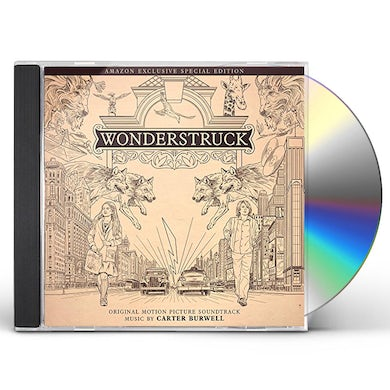 Carter Burwell WONDERSTRUCK / Original Soundtrack CD