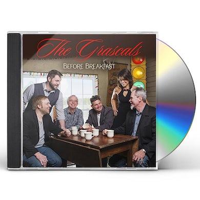 Grascals BEFORE BREAKFAST CD