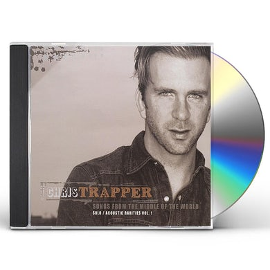 Chris Trapper SONGS FROM THE MIDDLE OF THE WORLD CD