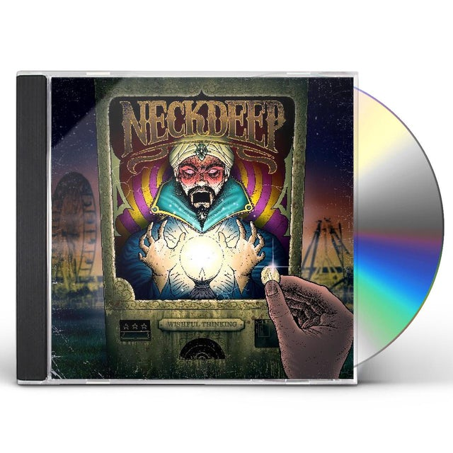 Neck Deep WISHFUL THINKING CD