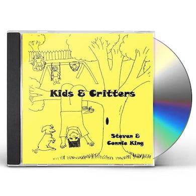 Steven King KIDS & CRITTERS CD