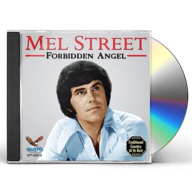 Mel Street FORBIDDEN ANGEL CD