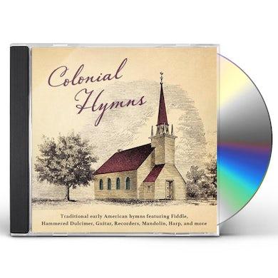 COLONIAL HYMNS CD