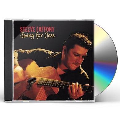 Steeve Laffont SWING FOR JESS CD