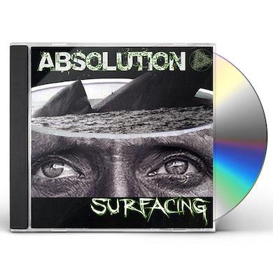 Absolution SURFACING CD