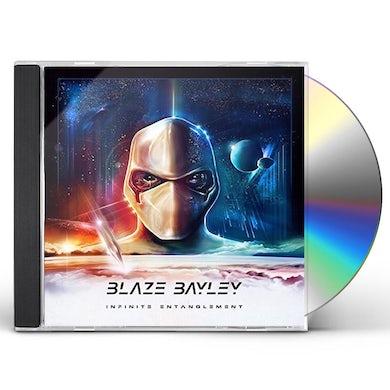 Blaze Bayley INFINITE ENTANGLEMENT CD