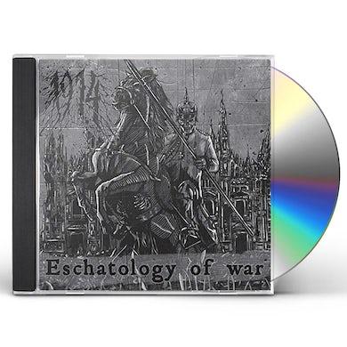 1914 ESCHATOLOGY OF WAR CD