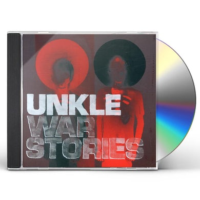 Unkle WAR STORIES CD