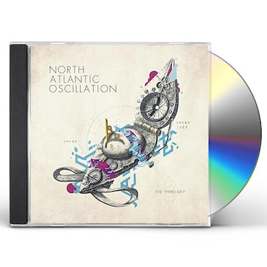 North Atlantic Oscillation THIRD DAY CD