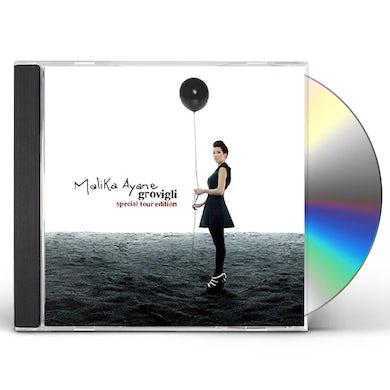 Malika Ayane GROVIGLI SPECIAL TOUR EDITION CD