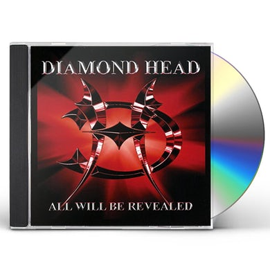 Diamond Head ALL WILL BE REVEALED CD