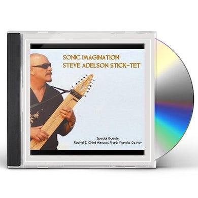 Steve Adelson SONIC IMAGINATION CD