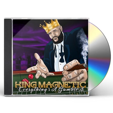 EVERYTHING'S A GAMBLE 4 CD
