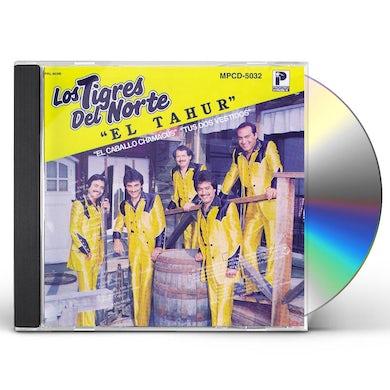 Los Tigres Del Norte   TAHUR CD