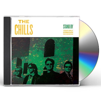 Chills STAND BY CD