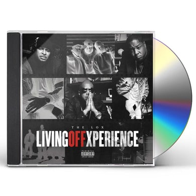 LIVING OFF XPERIENCE CD