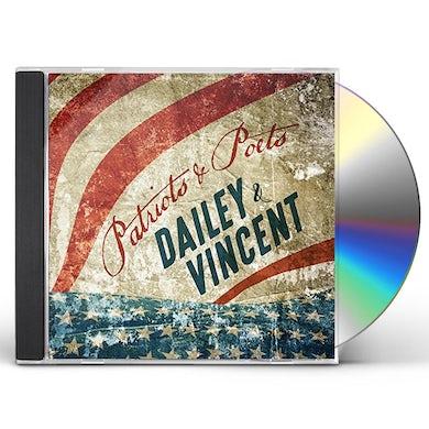Dailey & Vincent PATRIOTS & POETS CD