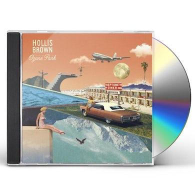 Hollis Brown Ozone Park CD