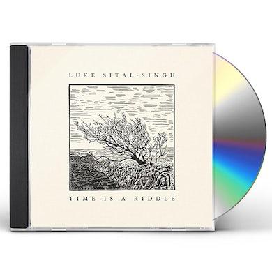 Luke Sital-Singh TIME IS A RIDDLE CD