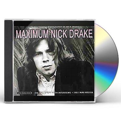 MAXIMUM NICK DRAKE CD