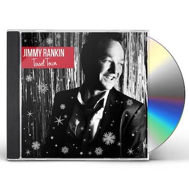 Jimmy Rankin TINSEL TOWN CD