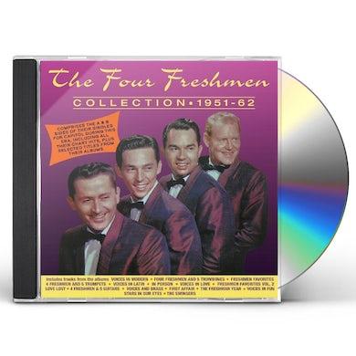 Four Freshmen COLLECTION 1951-62 CD
