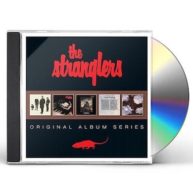 The Stranglers ORIGINAL ALBUM SERIES CD