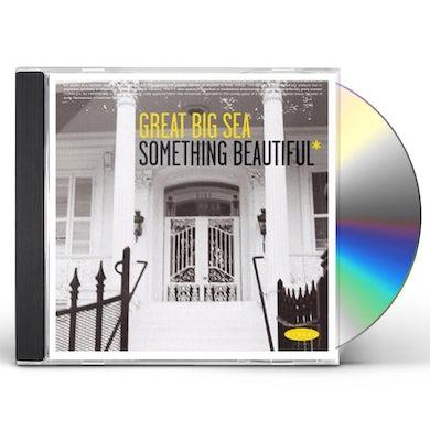 Great Big Sea SOMETHING BEAUTIFUL CD