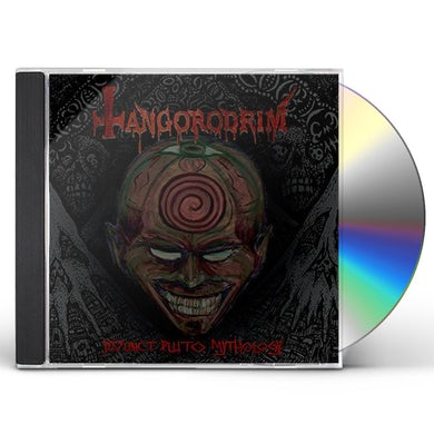 Tangorodrim DEFUNCT PLUTO MYTHOLOGY CD