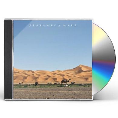 February & Mars CD