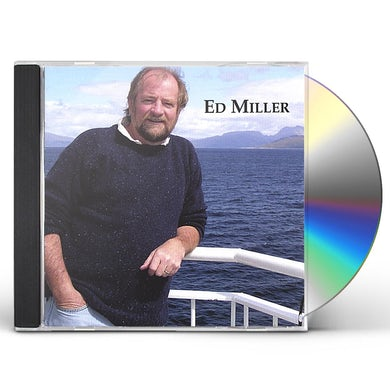 Ed Miller NEVER FRAE MY MIND CD